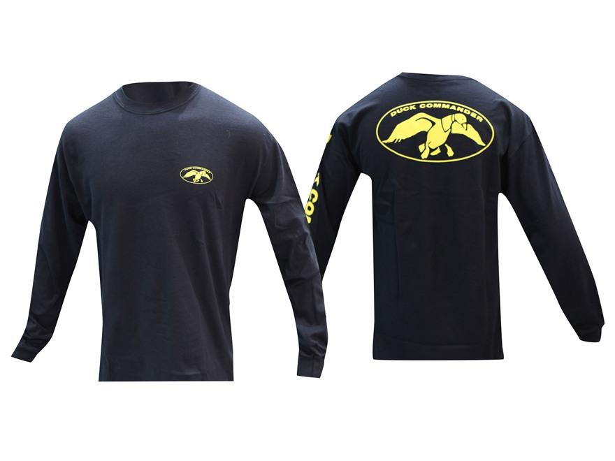 Duck Commander Men's Logo Long Sleeve T-Shirt