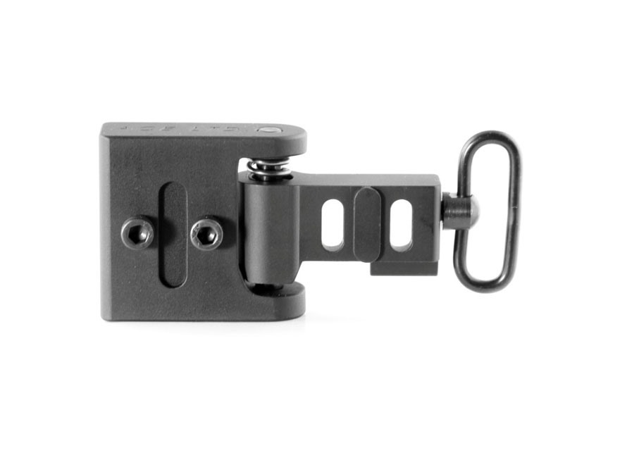 ACE Folding Stock Mechanism for Modular Receiver Blocks With Boss