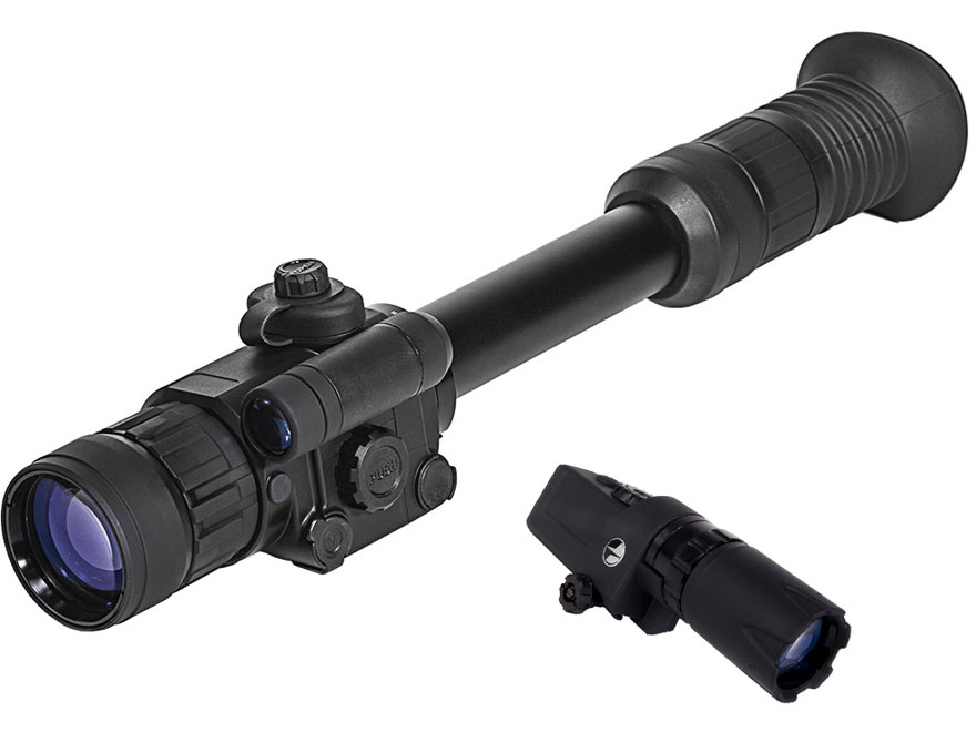 Sightmark Photon XT 4.6x Day/Night Digital Night Vision Rifle Scope Kit with Pulsar L91...