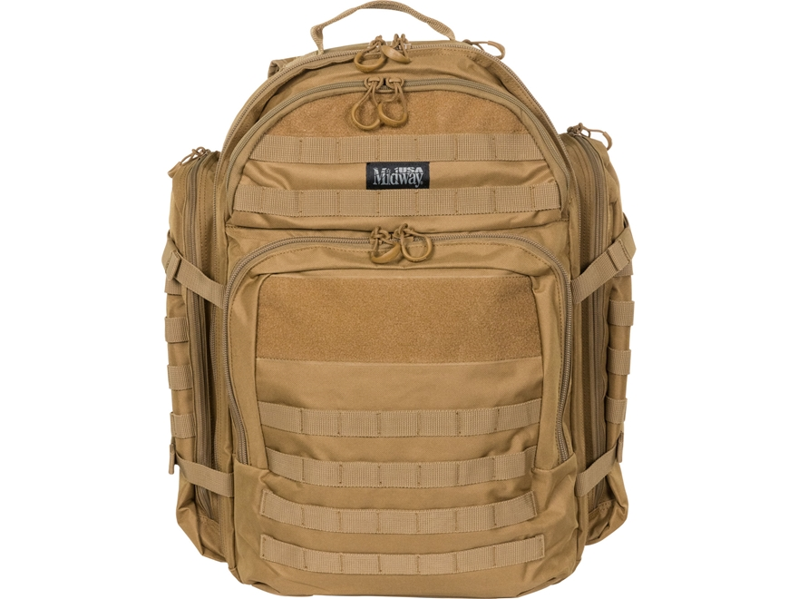 MidwayUSA Alpha Tactical Backpack