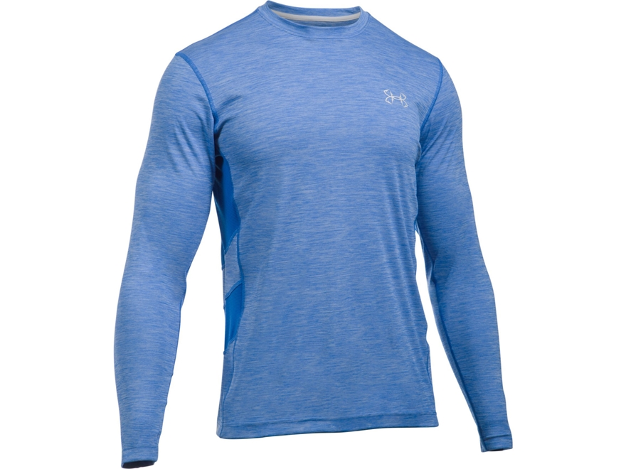 Under armour men 39 s ua fish hunter tech shirt long sleeve for Under armor fishing shirt