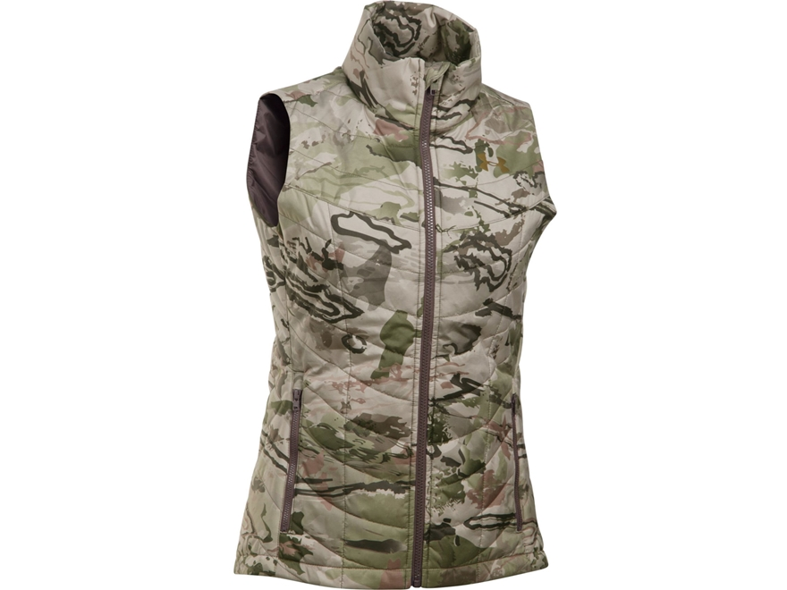 Under Armour Women's UA Frost Puffer Insulated Vest Polyester