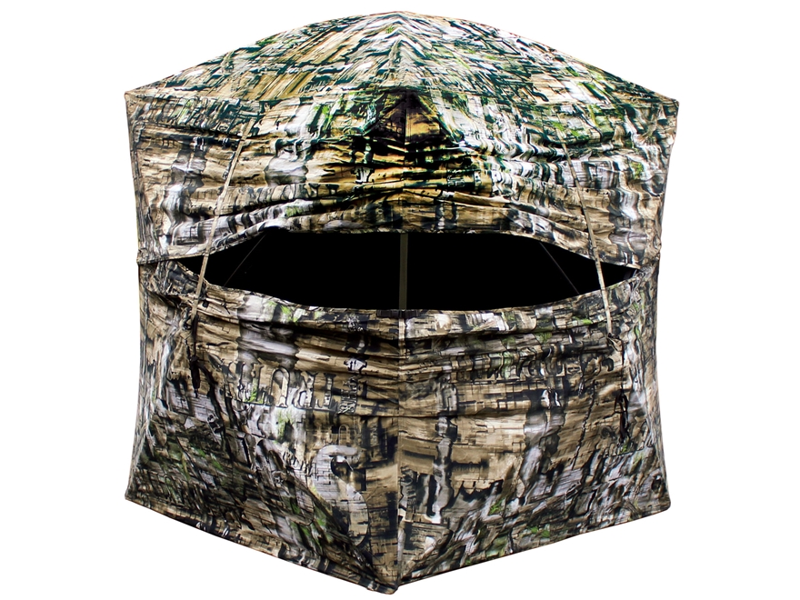 Primos Double Bull Double Wide Deluxe Ground Blind Truth Camo