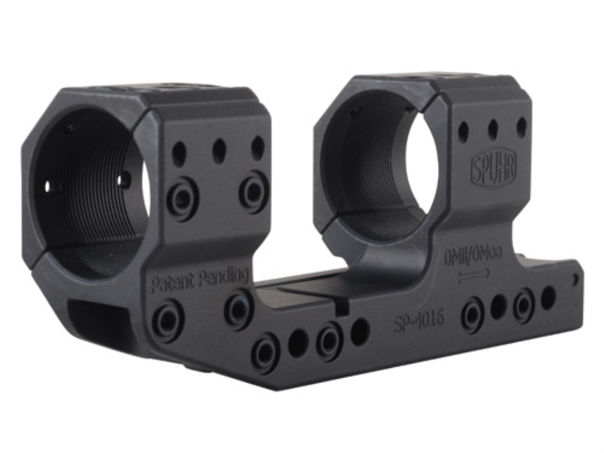 Spuhr Cantilever 1-Piece Extended Scope Mount Picatinny Style with X-High Rings Flattop...