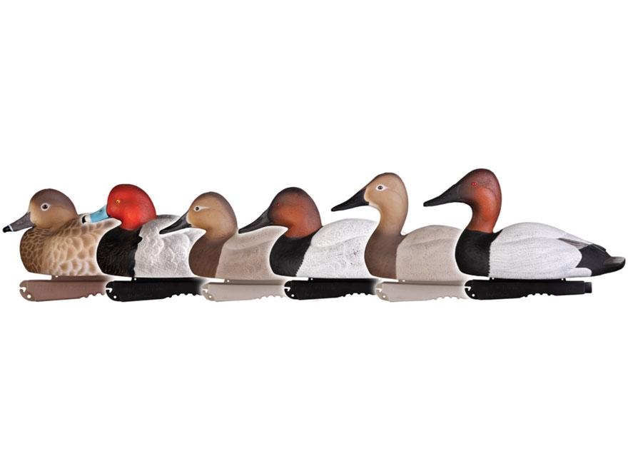GHG Pro-Grade Diver Pack Duck Decoy Pack of 6