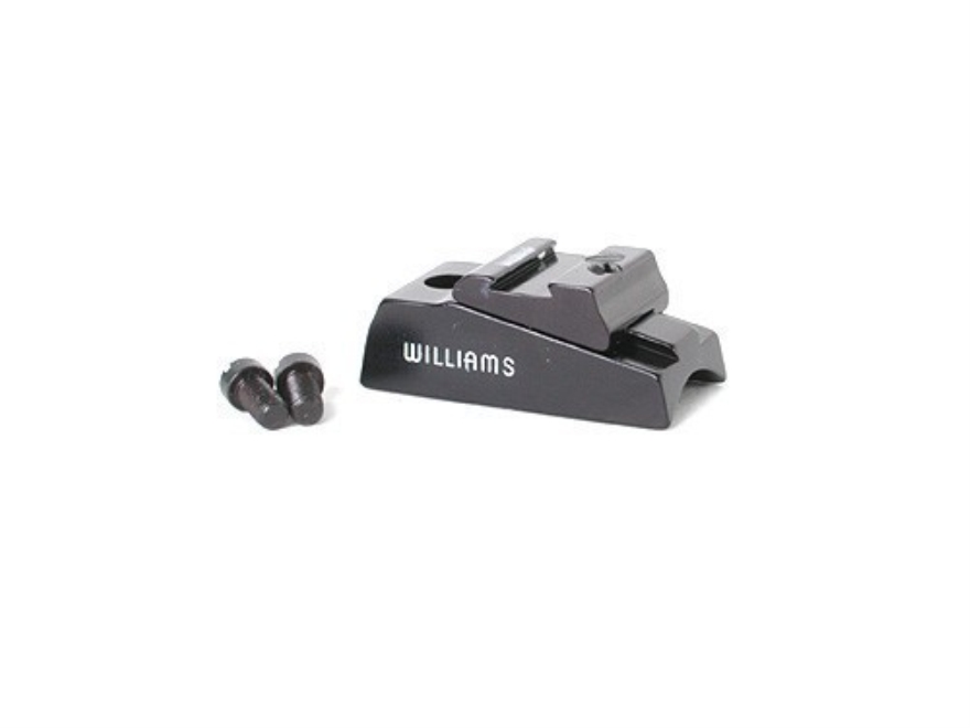 "Williams WGOS-Special Open Sight Less Blade .100"" Higher than Medium Aluminum Black"