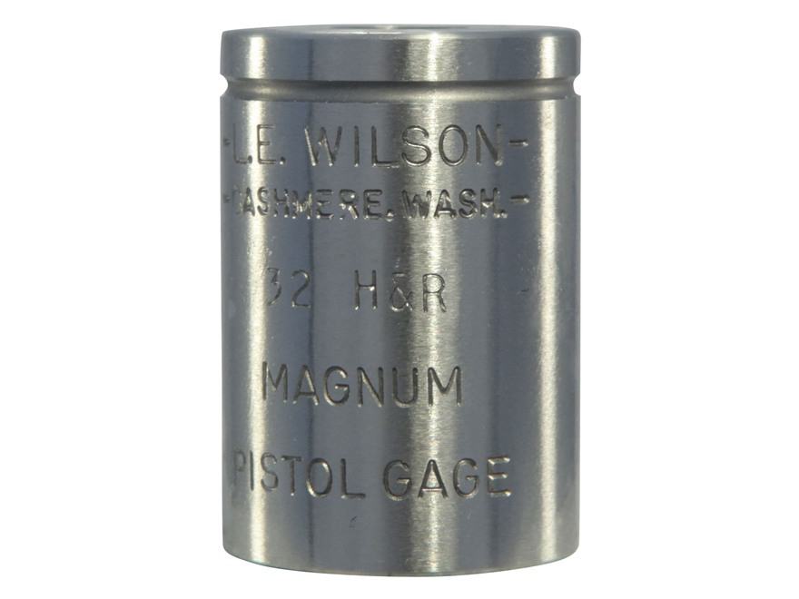 L.E. Wilson Max Cartridge Gauge 32 H&R Magnum