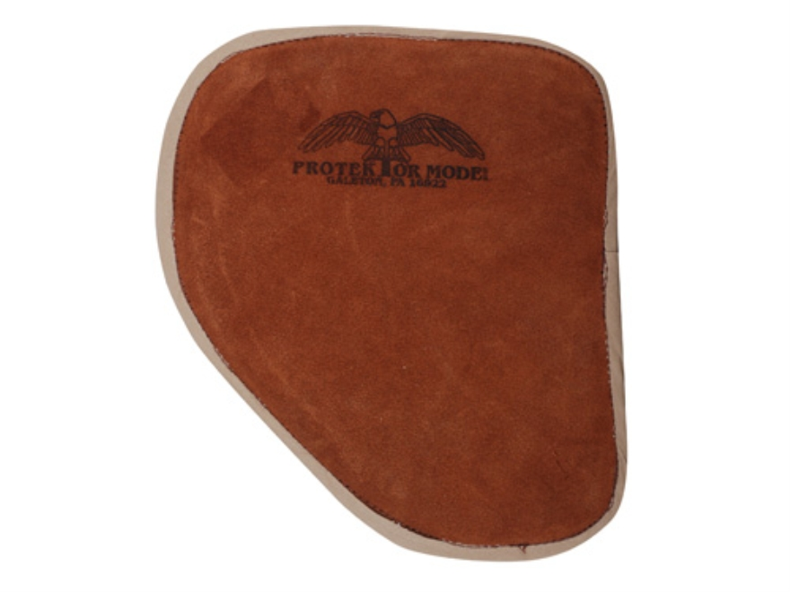 "Protektor Shoulder 5/8"" Recoil Pad Leather Tan"