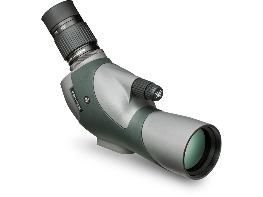 Vortex Optics Razor HD Spotting Scope 11-33x 50mm Armored Green