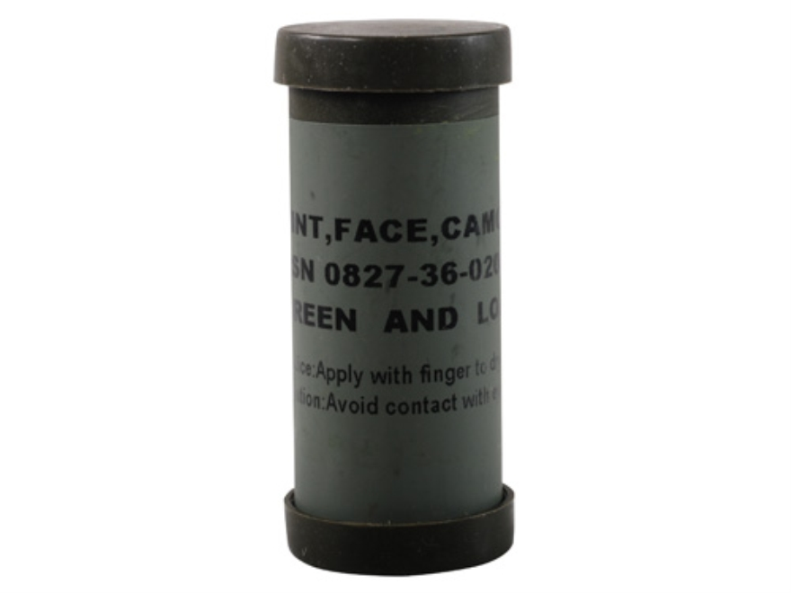 5ive Star Gear Mil-Spec Camouflage Face Paint Stick Loam and Green