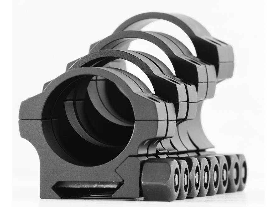 Nightforce 30mm Standard Duty Picatinny-Style Rings Matte