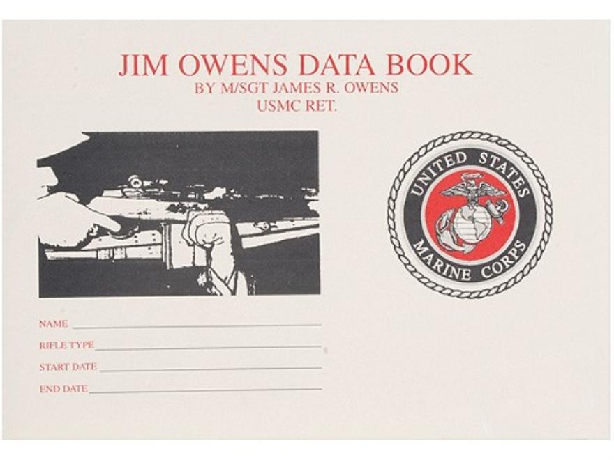 Jim Owens Highpower Data Book