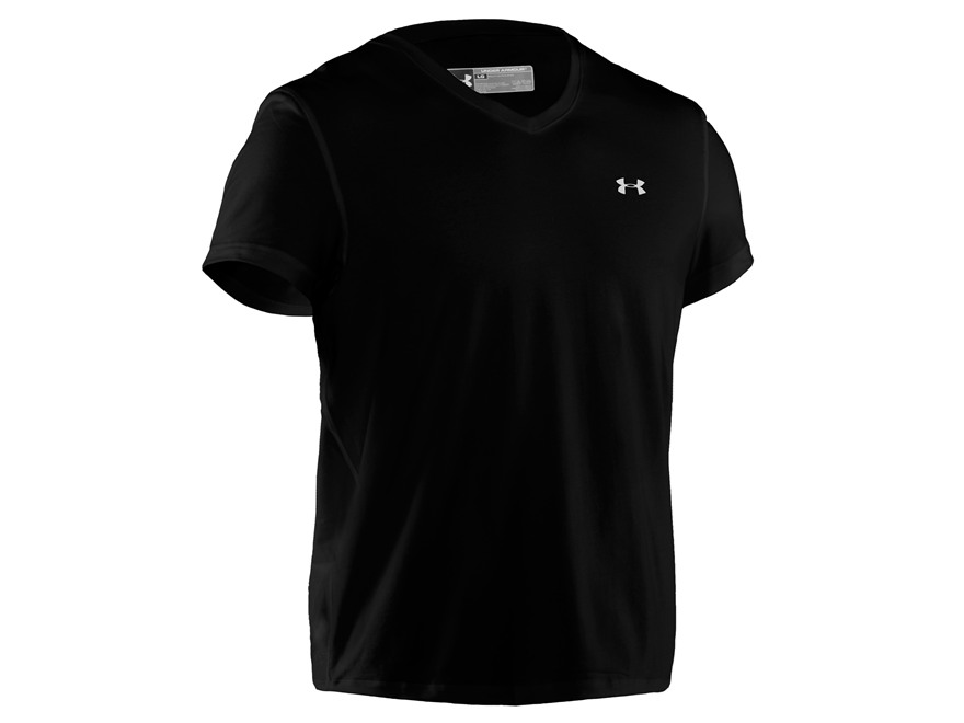 Under Armour Men's Charged Cotton Crew Undershirt Short Sleeve