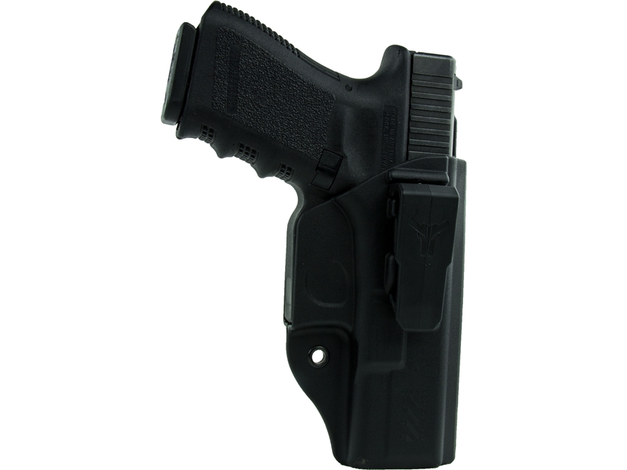 Blade-Tech Klipt Appendix Inside the Waistband Holster Right Hand Glock 19, 23 Polymer ...