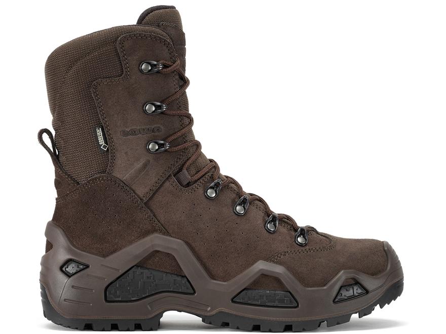 "Lowa Z-8S GTX 8"" Waterproof GORE-TEX Hunting Boots Leather/Cordura Men's"