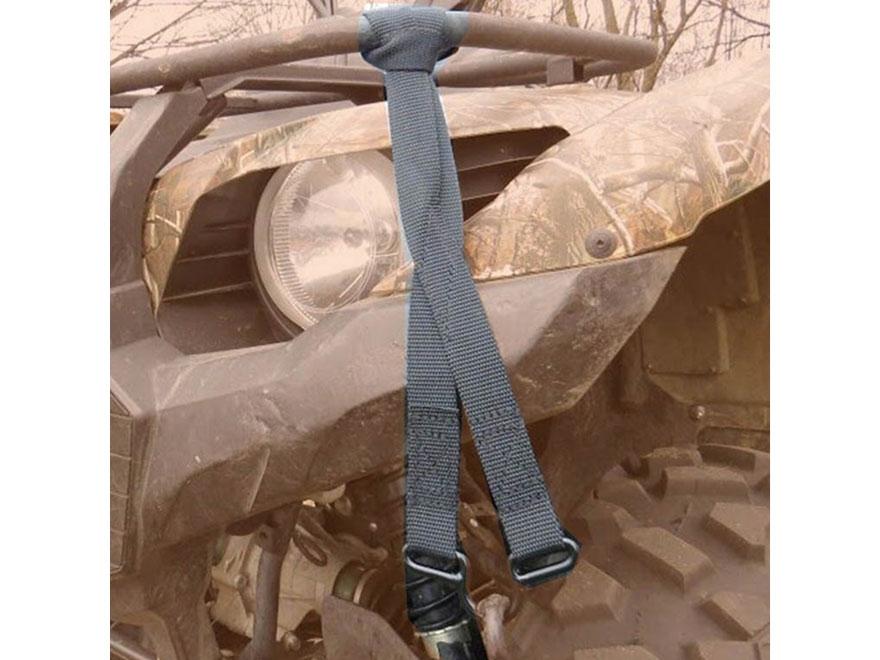 Hurricane Powerstrap Universal Tie-Down Strap Nylon Black