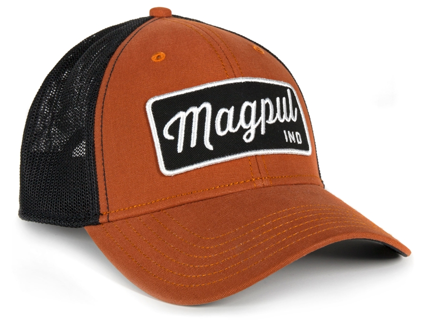 Magpul Script Mid Crown Snapback Cap Cotton/Polyester