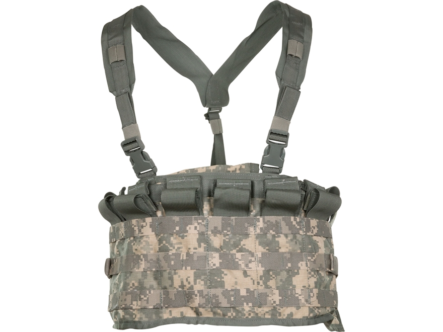 Military Surplus MOLLE II TAP Harness Assembly