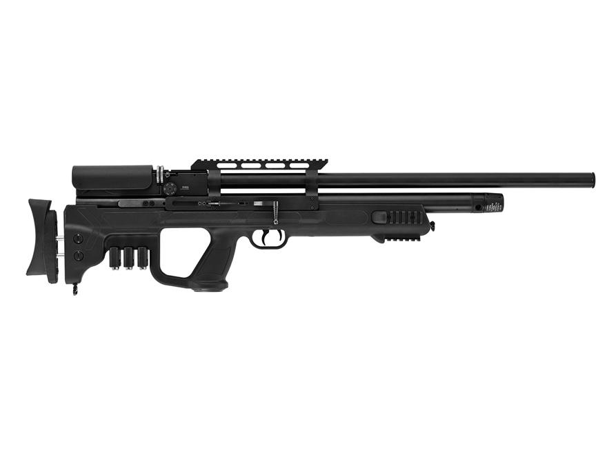 Hatsan Gladius Long PCP Air Rifle Black Synthetic Stock