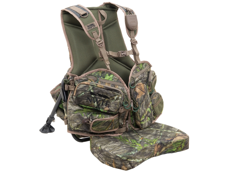 ALPS Outdoorz NWTF Grand Slam Turkey Vest Mossy Oak Obsession Camo