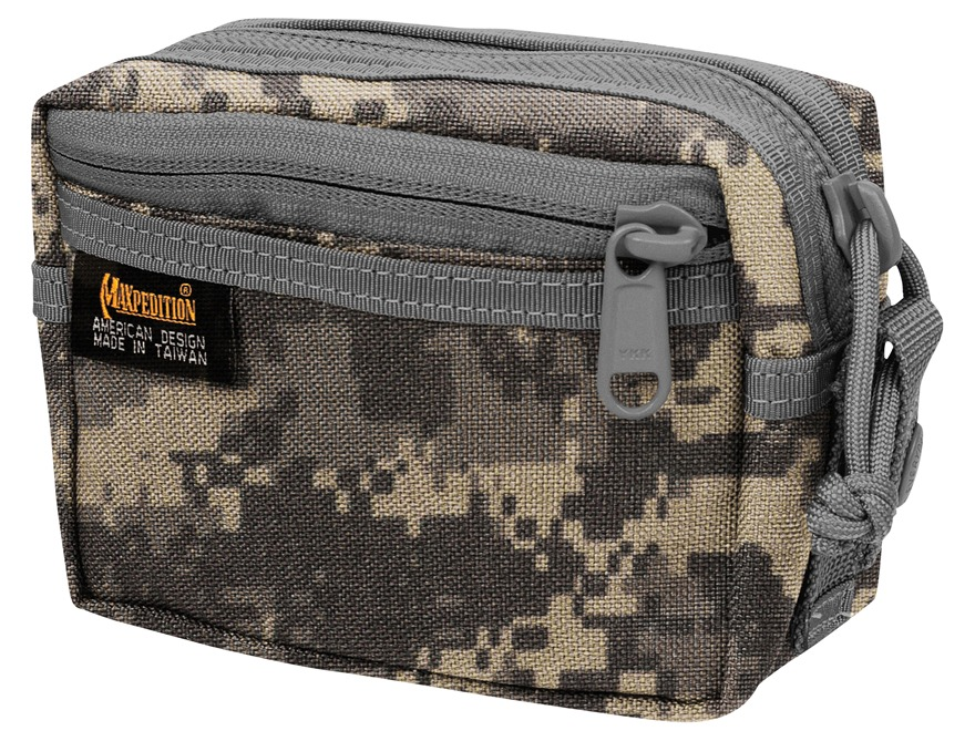 Maxpedition Four by Six Pouch Nylon Digital Foliage Camo