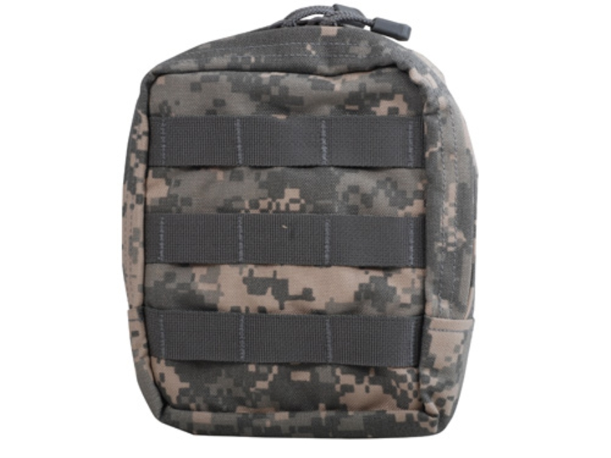 Spec.-Ops.  MOLLE Compatible Op-Order Logistics Pouch Nylon Army Universal Camouflage