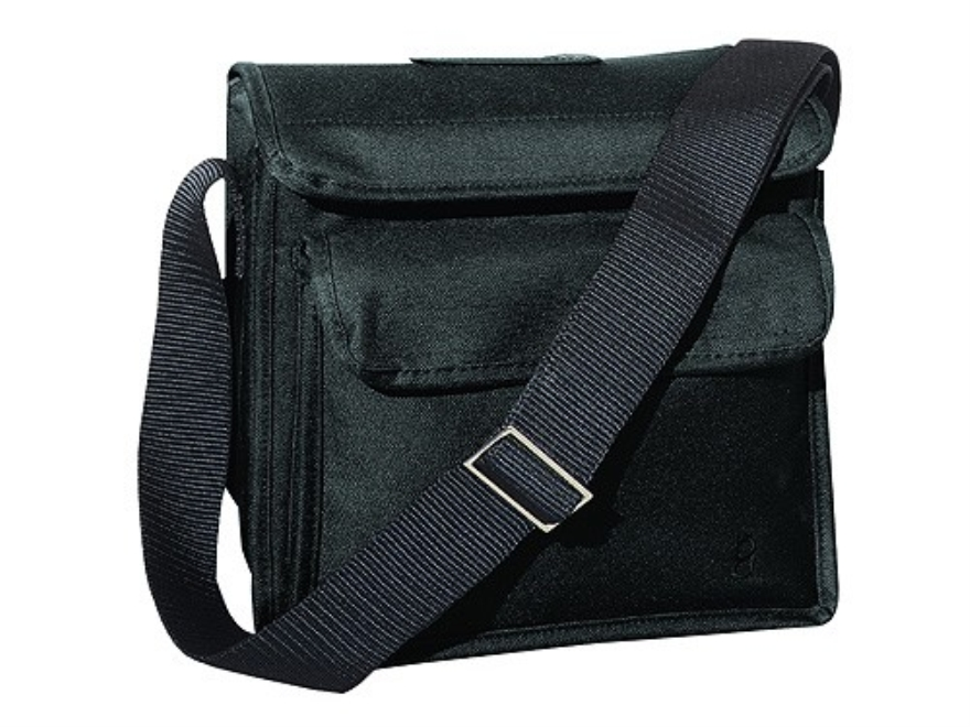 Bob Allen Shooter's Shoulder Pack Range Bag Nylon Black