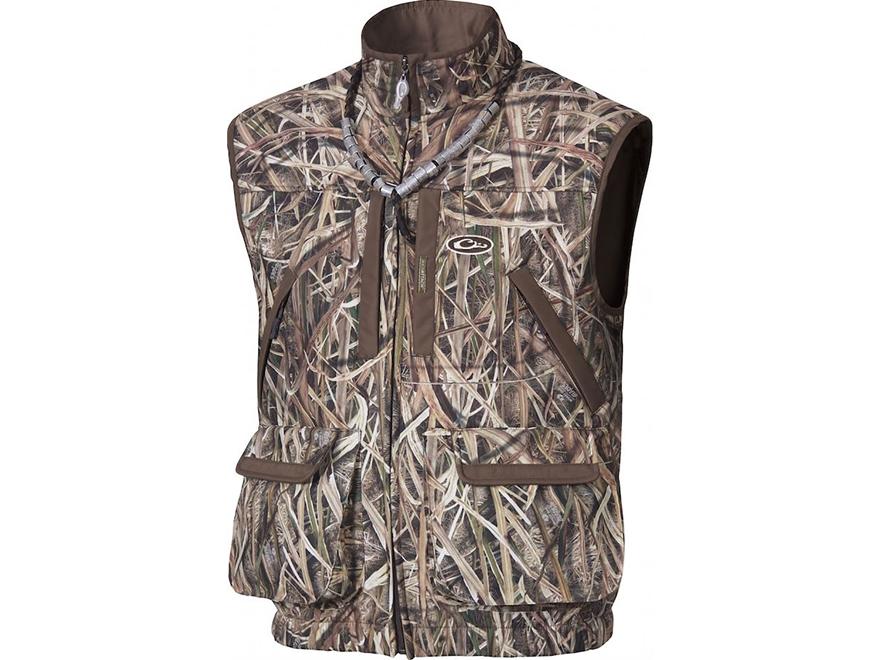 Drake Men's MST Refuge 2.0 Waterproof Vest Polyester