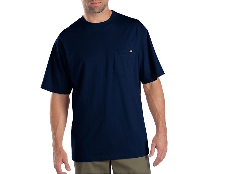 Dickies Men's T-Shirt Short Sleeve Pack of 2