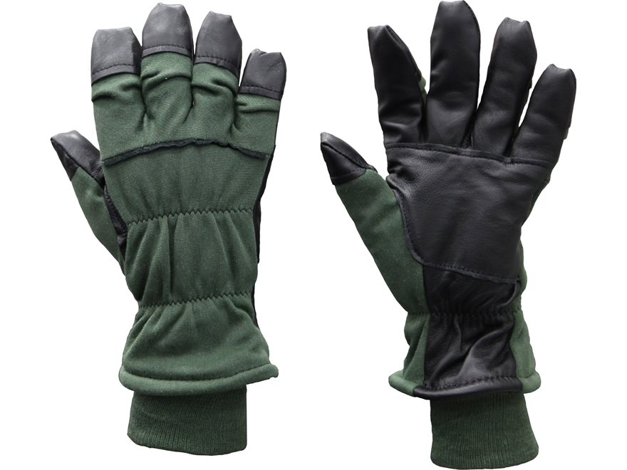 Military Surplus Intermediate Cold Weather Flyer's Gloves