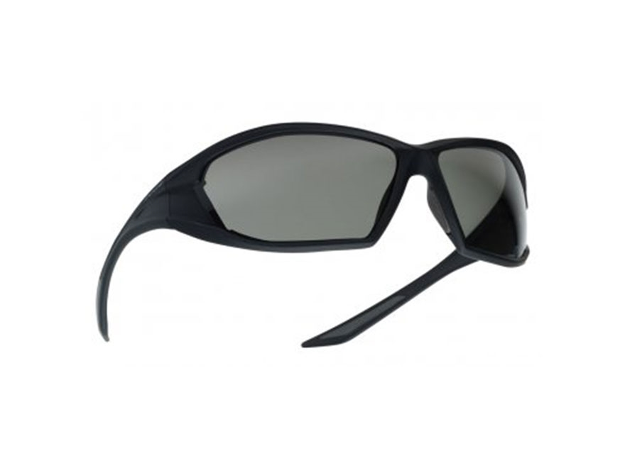 Bolle Tactical Ranger Polarized Shooting Glasses Black Frame Smoke Lens