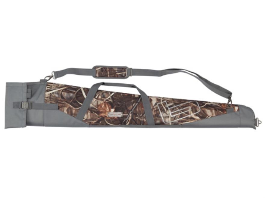 "Banded Torx EVA Floating Shotgun Case 54"" Polyester Realtree Max-4 Camo"