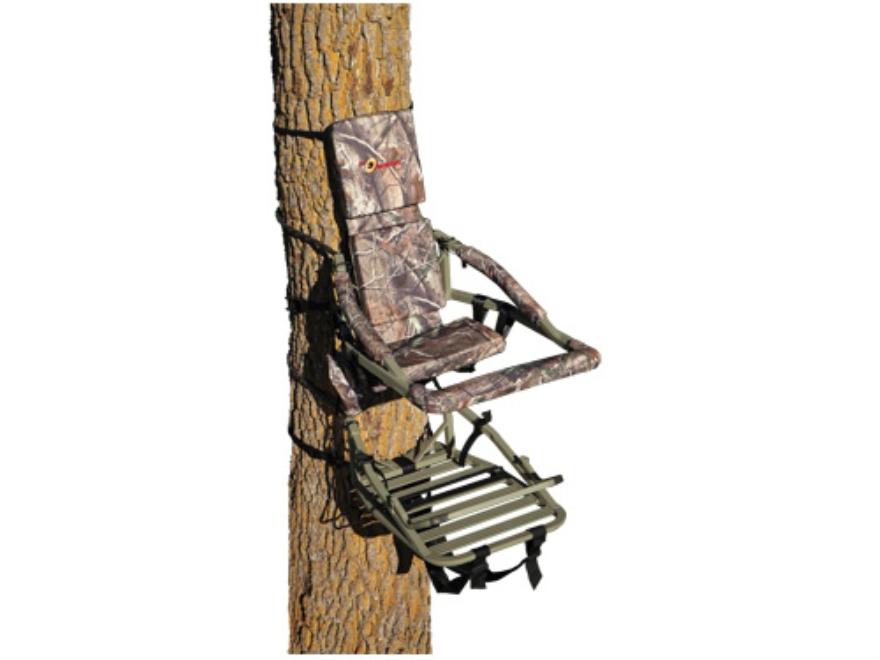 API Outdoors Grand Slam Extreme Climbing Treestand Aluminum Realtree AP Camo