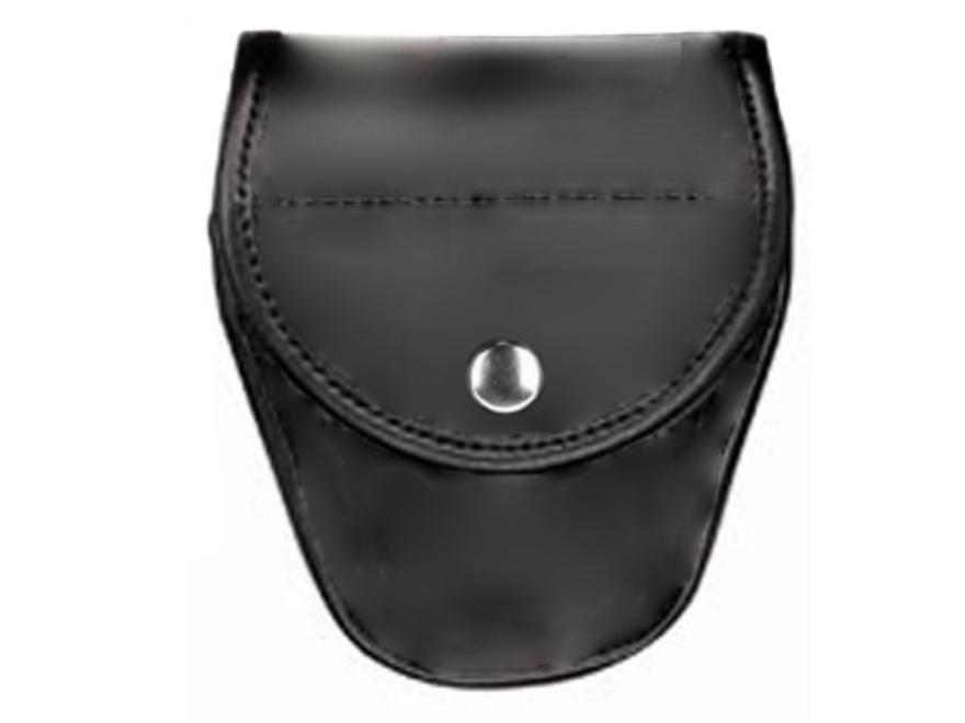 Bianchi 7900 AccuMold Elite Covered Cuff Case Chrome Snap Trilaminate High-Gloss Black