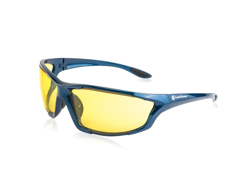 Smith & Wesson Major Shooting Glasses Blue Frame