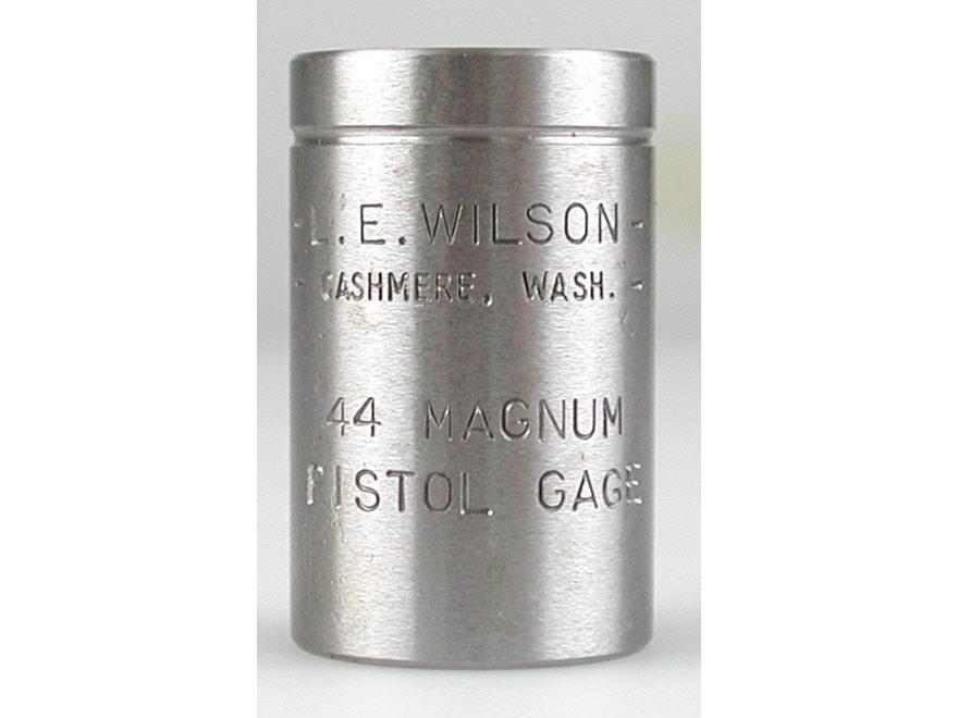 L.E. Wilson Max Cartridge Gauge