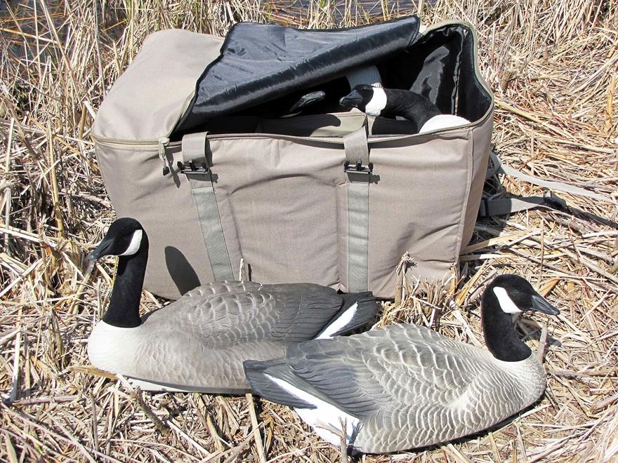 Dakota Decoy X-Treme 6-Slot Floater Goose Decoy Bag PVC