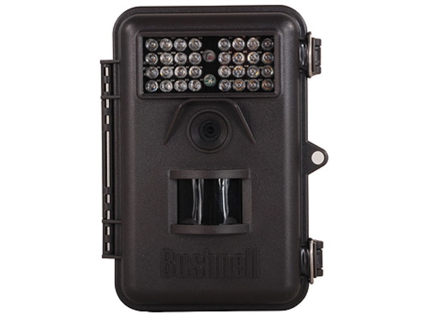 Bushnell Trophy Cam Infrared Digital Game Camera 8.0 Megapixel Brown