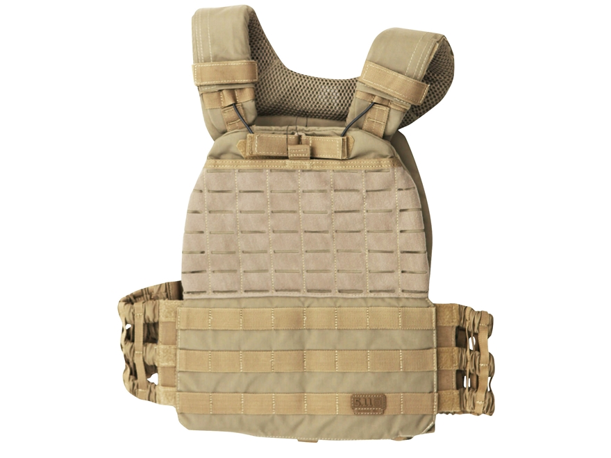 5.11 TacTec Plate Carrier 500D Nylon