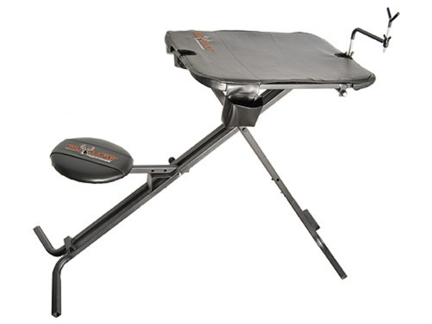 Big Game Deluxe Portable Shooting Bench - MPN: AR02-B