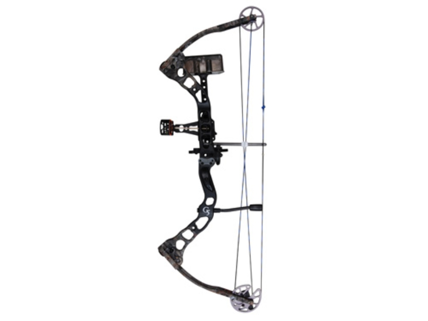 "Quest Torch G-Fade XR Compound Bow Package Right Hand 30-45 lb. 24""-28"" Draw Length Rea..."