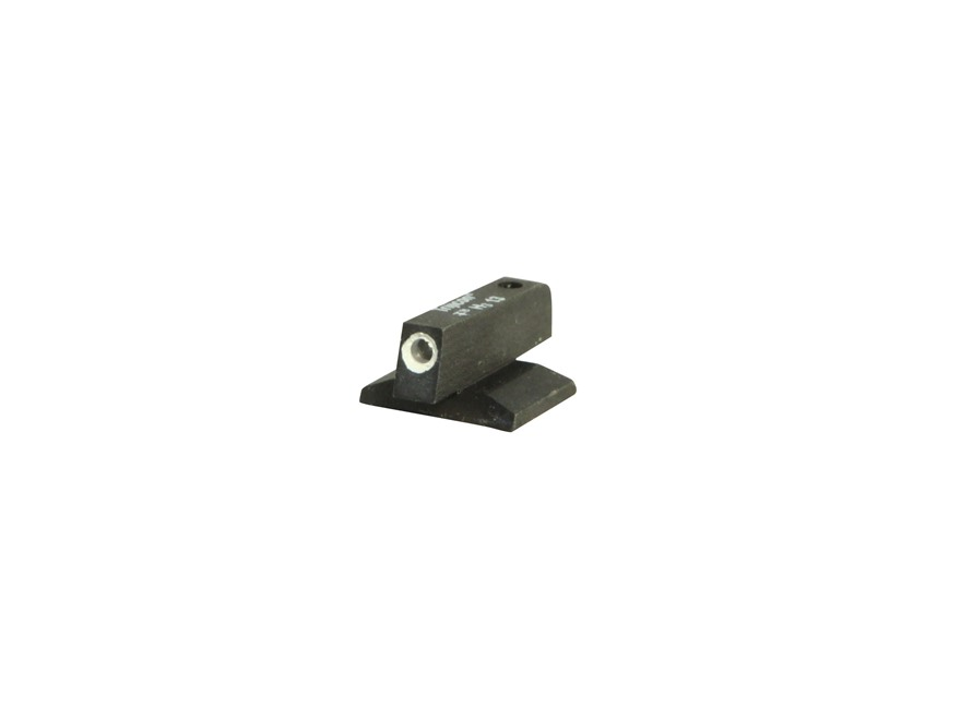 "Ed Brown Front Night Sight Dovetail .180"" Height Steel Black"