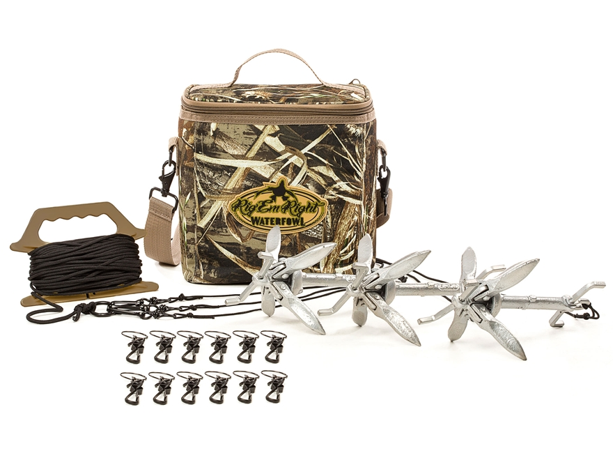 Rig'Em Right Mega Motion Decoy Jerk Rig Kit