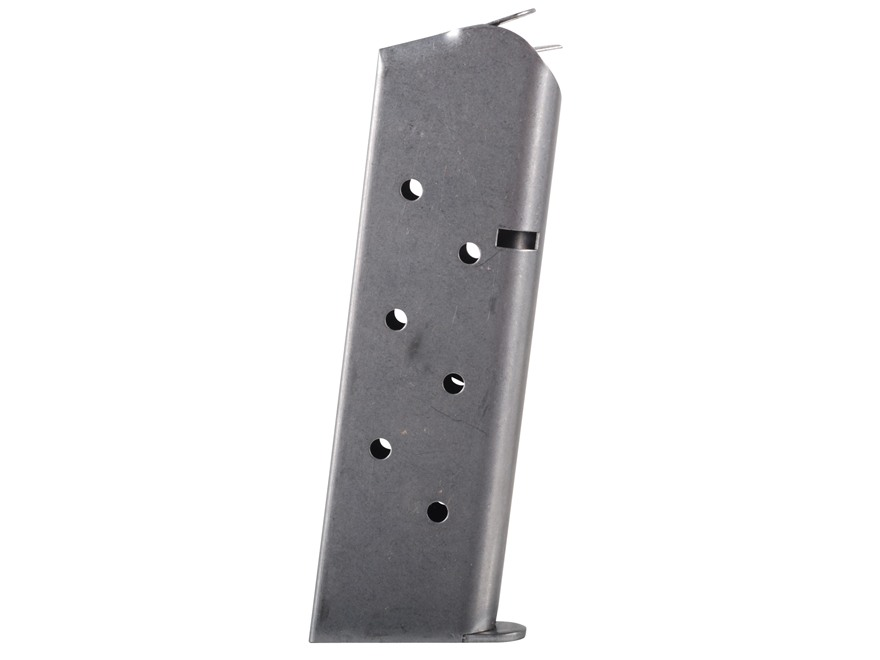 Chip McCormick Shooting Star Magazine 1911 Government, Commander 45 ACP 8-Round Steel