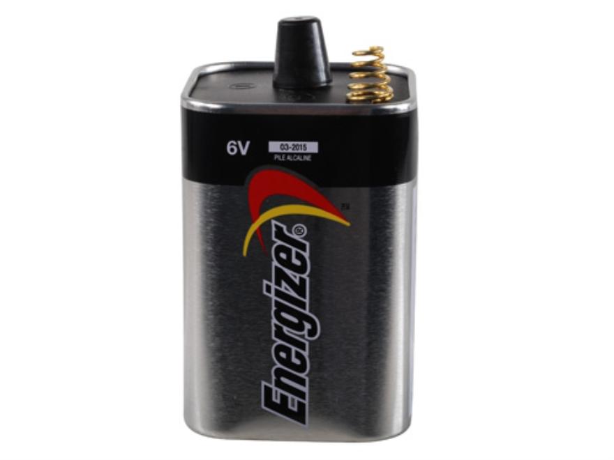 Energizer Battery 529 Max 6 Volt Alkaline