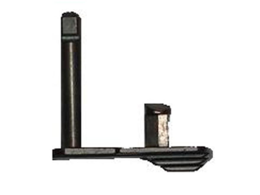 CZ Slide Stop CZ P-01, 40P, P-06 9mm Luger, 40 S&W Steel Black Polycoat