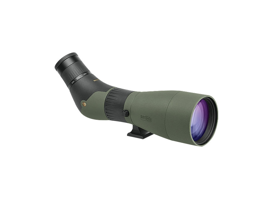 Meopta MeoPro HD 80 Spotting Scope 20-60x 80mm Angled Green