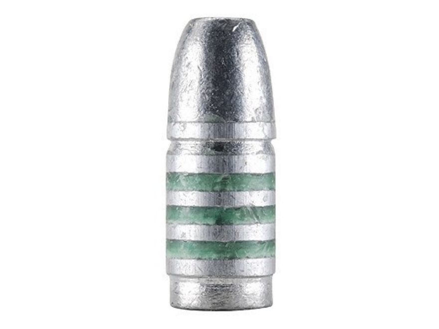 Hunters Supply Hard Cast Bullets 38-55 WCF (376 Diameter) 260 Grain Lead Flat Nose