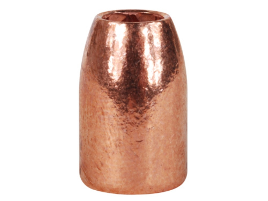 Barnes TAC-XP Bullets 40 S&W, 10mm Auto (400 Diameter) 125 Grain Hollow Point Lead-Free...