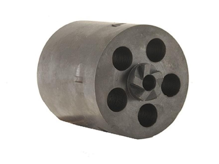 Story Five Shot Cylinder Blank Ruger Super Blackhawk Steel in the White